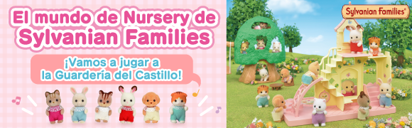 Sylvanian Families Nursery Series