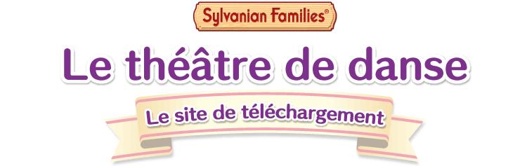 Sylvanian Families Le théâtre de danse