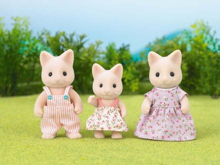 Cat Family Set - 3