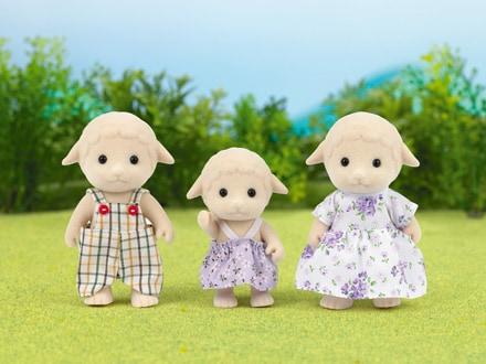 Sheep Family Set - 2