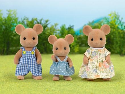 Mouse Family Set - 3