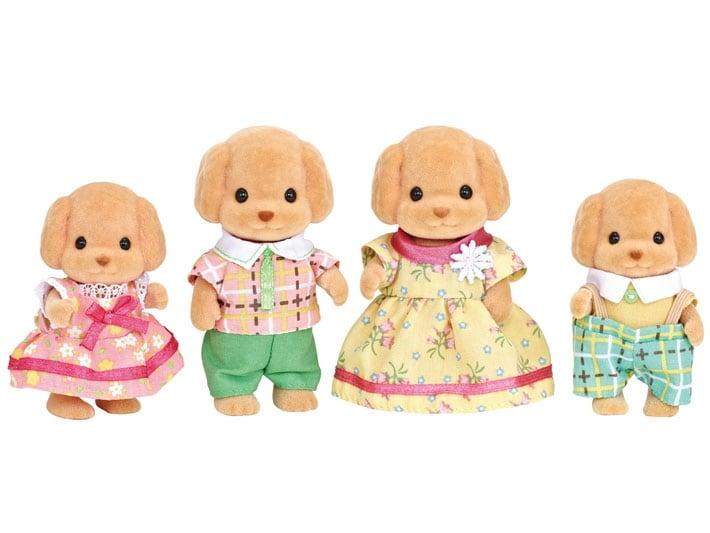 Familie poedel - 3
