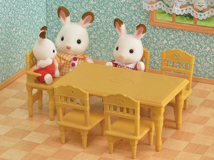 森林家族餐桌套裝(新版) - 7