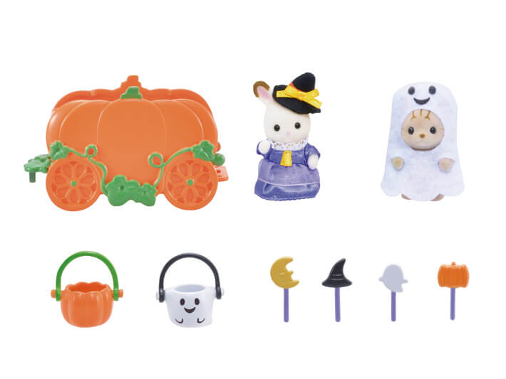 Baby Trick or Treaters Set - 6