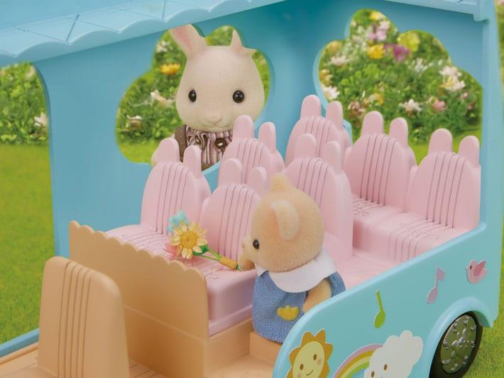 Sunshine Nursery Bus - 8