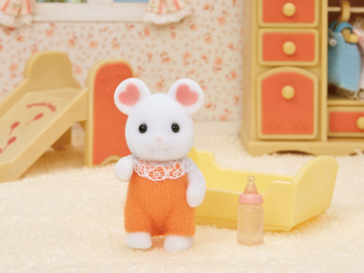 Bebê Rato Marshmallow - 4