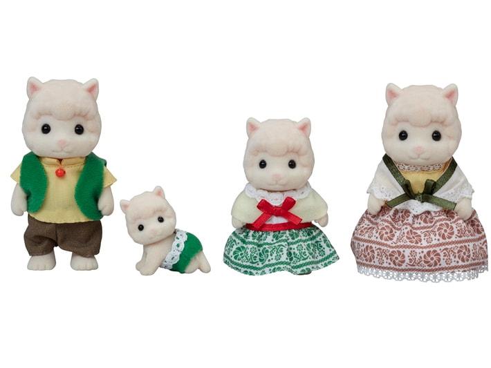 Familie alpaca - 5