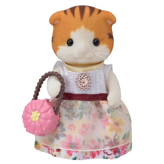 La grande soeur chat roux - 7