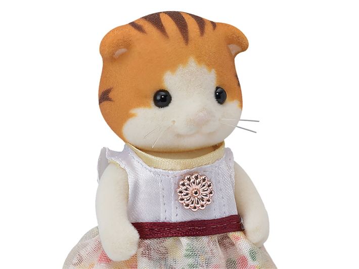 Town Girl Series  - Maple Cat –   - 7