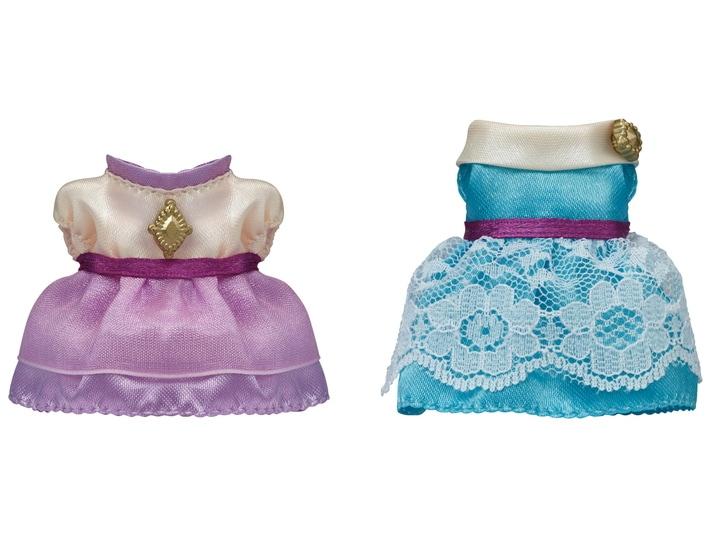 Dress Up Set (Lavender & Aqua) - 5