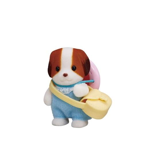 Baby chiffon hond - 4