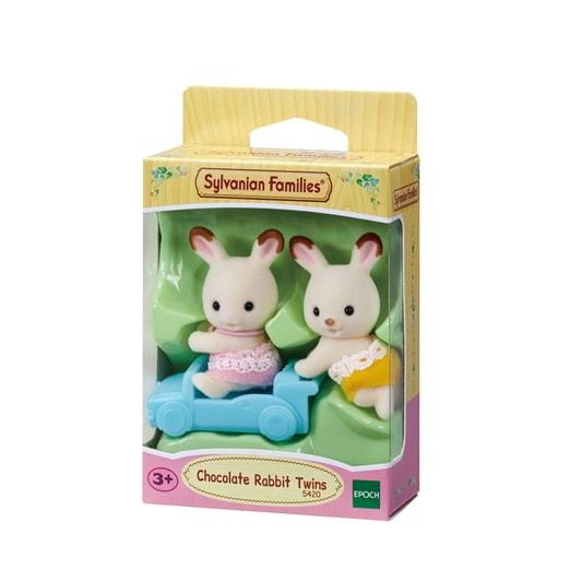 Les jumeaux lapin chocolat - 4