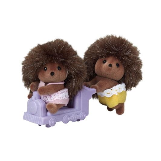 Les jumeaux hérisson - 4