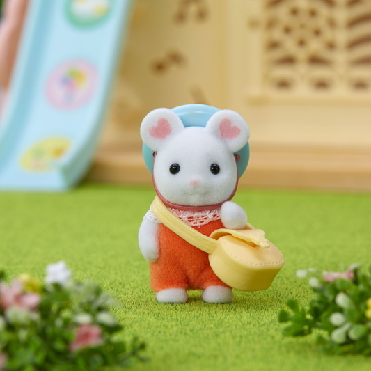 Baby marshmellow muis - 4