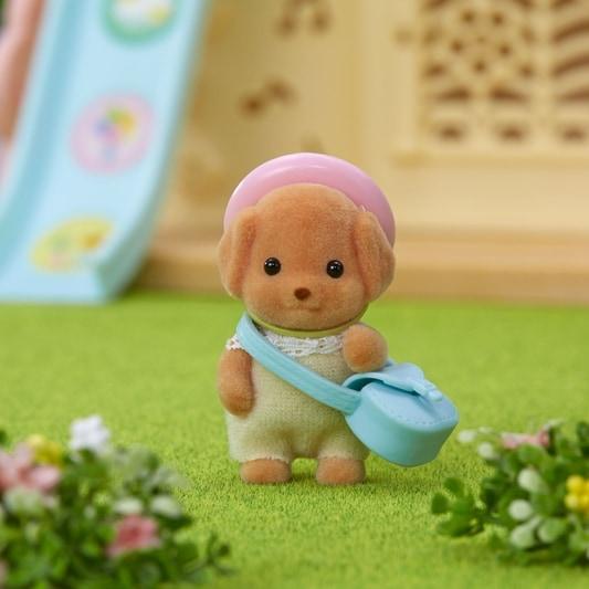 Le bébé caniche - 4