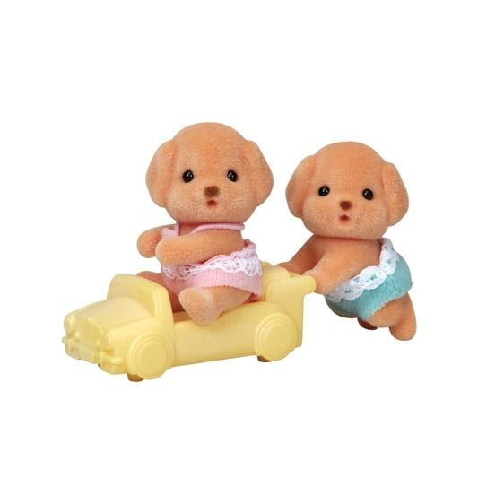 Les jumeaux caniche - 4
