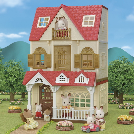 Sweet Raspberry Home - 12