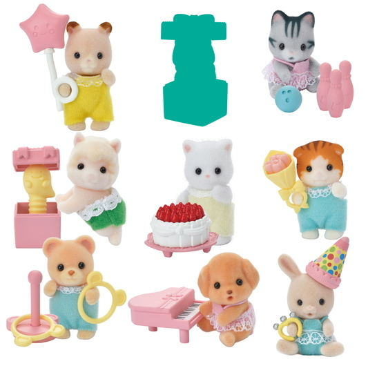 Baby Party Series - 2