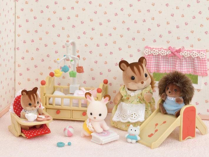 Le set chambre de bébé - 8