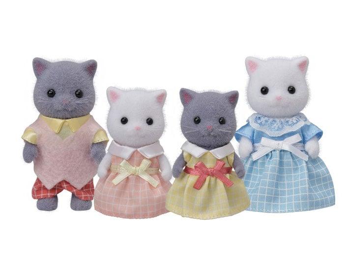 Perzische kat familie - 3