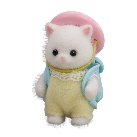 Le bébé chat persan - 5