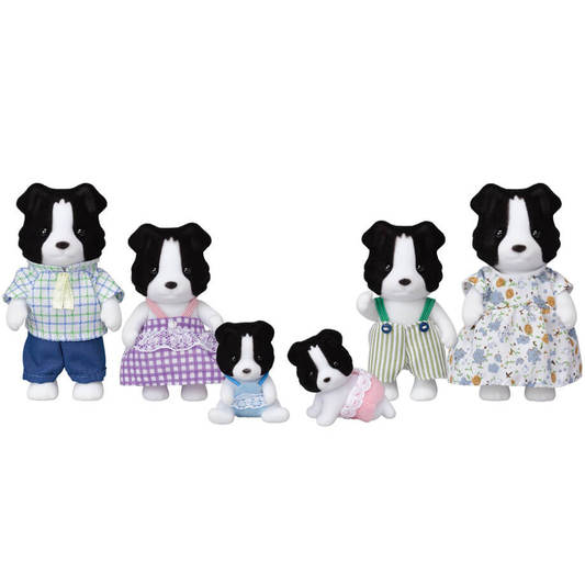 Border Collie Familie - 3