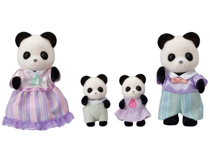 Panda Familie - 5