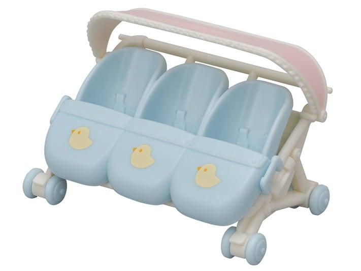 Triplets Stroller - 8