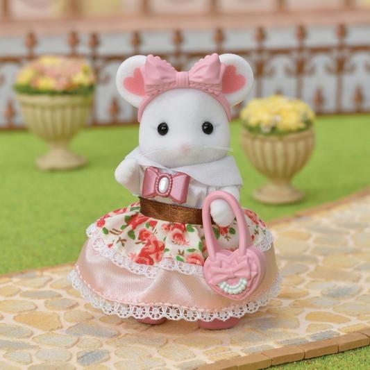 Fashion playset- Marshmallow muis - 9