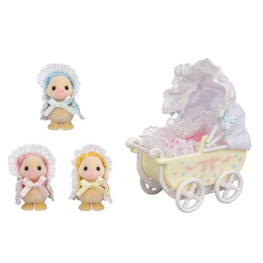 Darling Ducklings Baby Carriage - 5