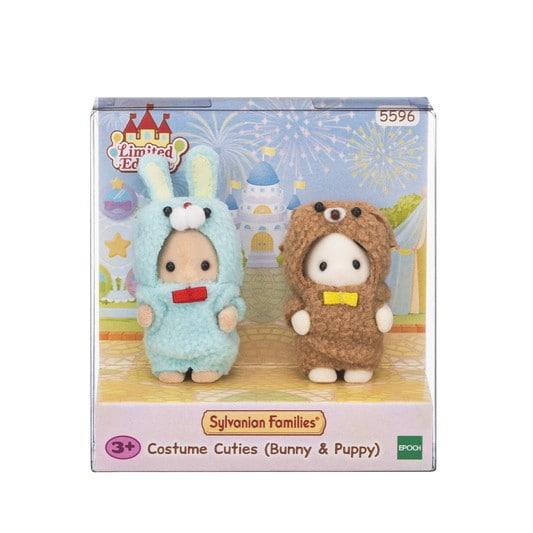 Adoráveis Fantasias (Coelhinho e Cachorrinho) - 3