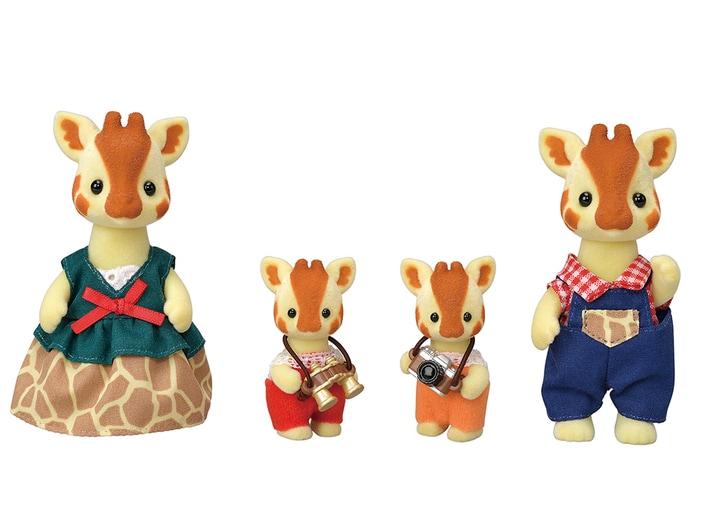 長頸鹿家族 - 8