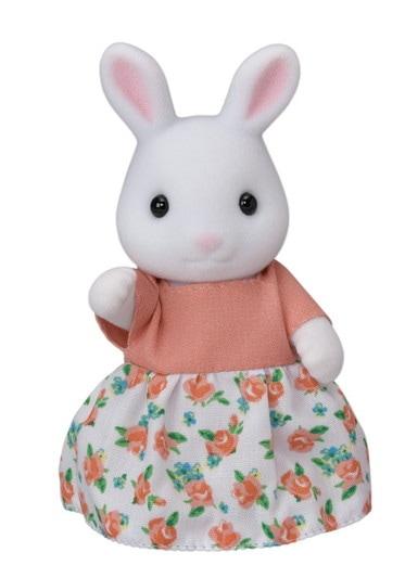Snow Rabbit Family - 8