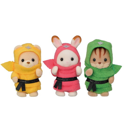 Baby Trio (Ninja) - 2