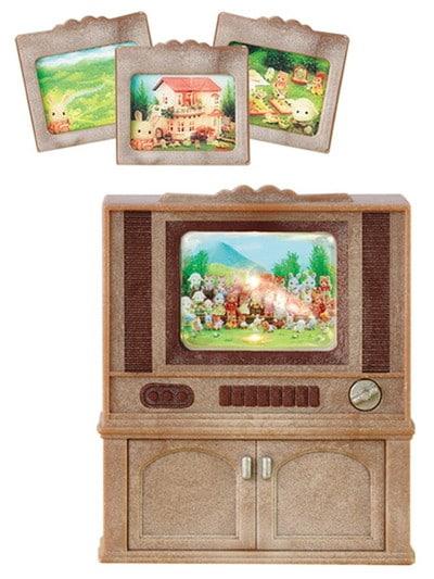 Deluxe TV Set - 6