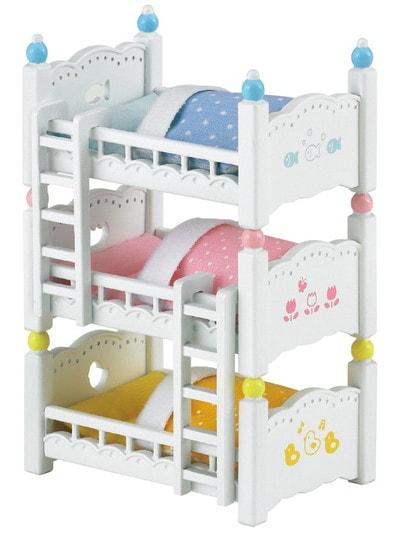 Triple Bunk Beds - 5
