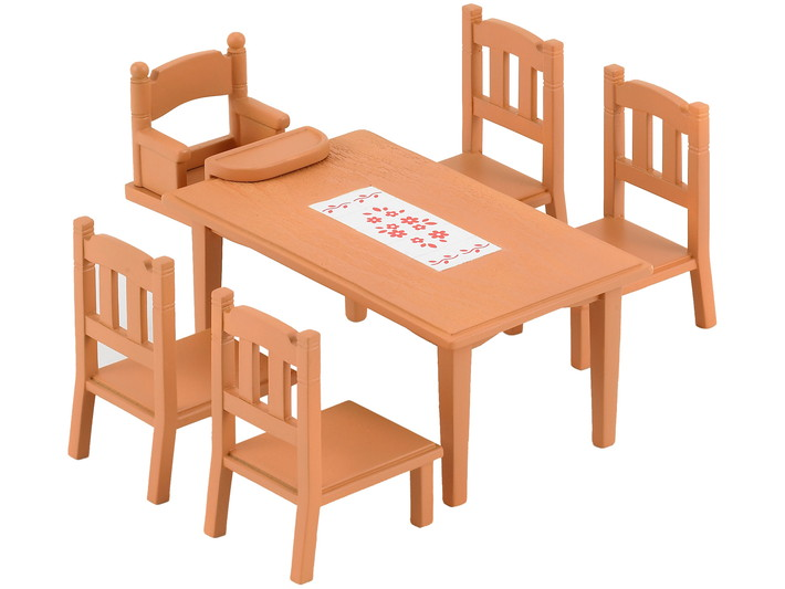 Family Table & Chairs - 7