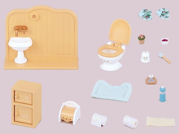 Toilet Set - 5