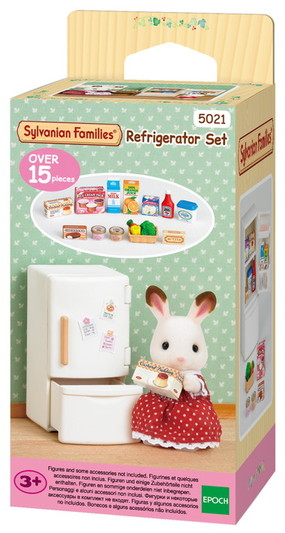 Refrigerator Set - 7