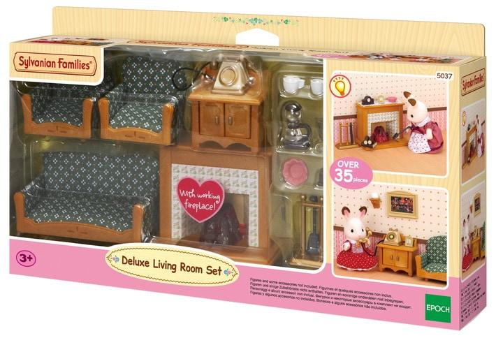 Deluxe Living Room Set - 7
