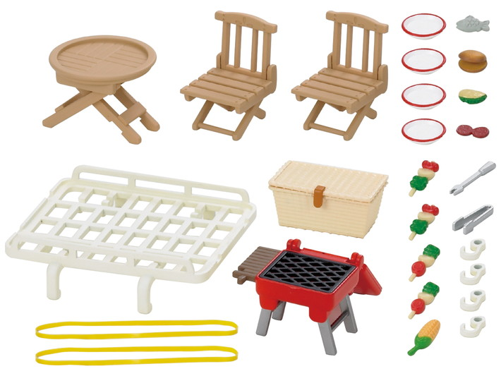 Roof Rach with Picnic Set - 5