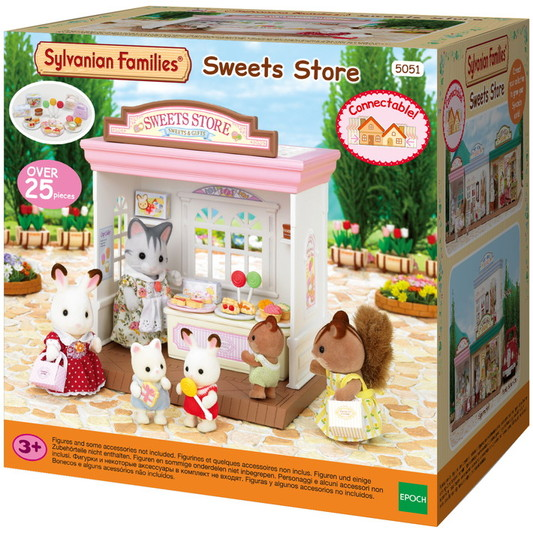 Sweets Store - 7