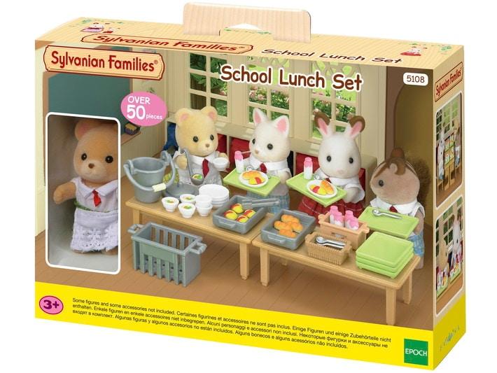School Lunch Set - 6