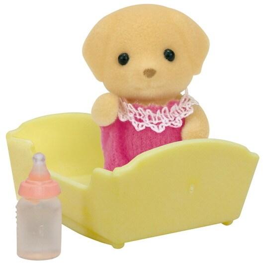 Yellow Labrador Baby - 4