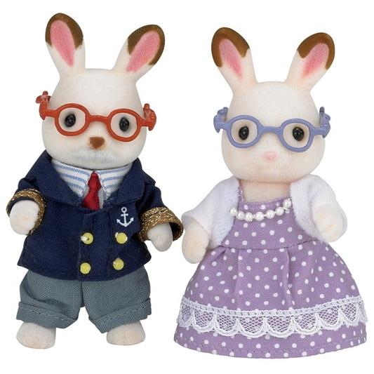 Chocolate Rabbit Grandparents - 4