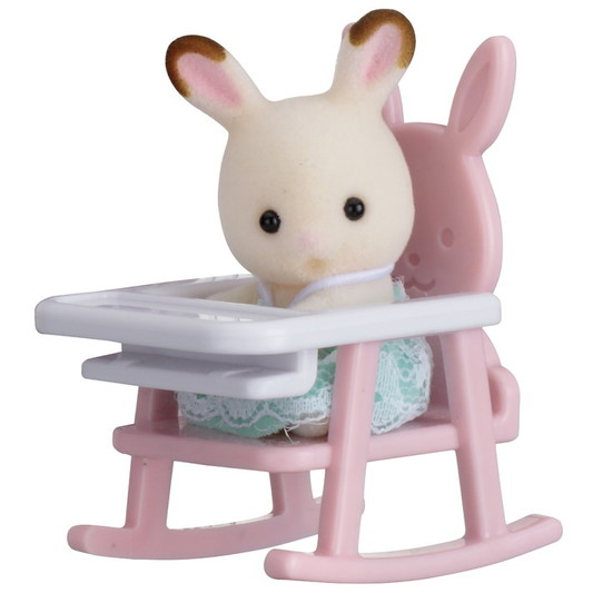 Baby Carry Case (Rabbit on Baby Chair) - 3