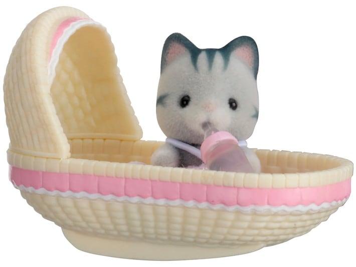 Baby Carry Case (Cat in Cradle) - 3