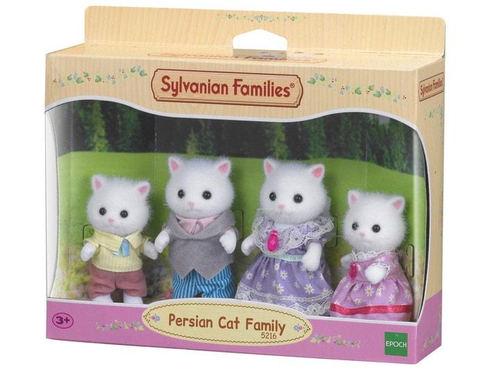 Persijas kaķu ģimene - 3