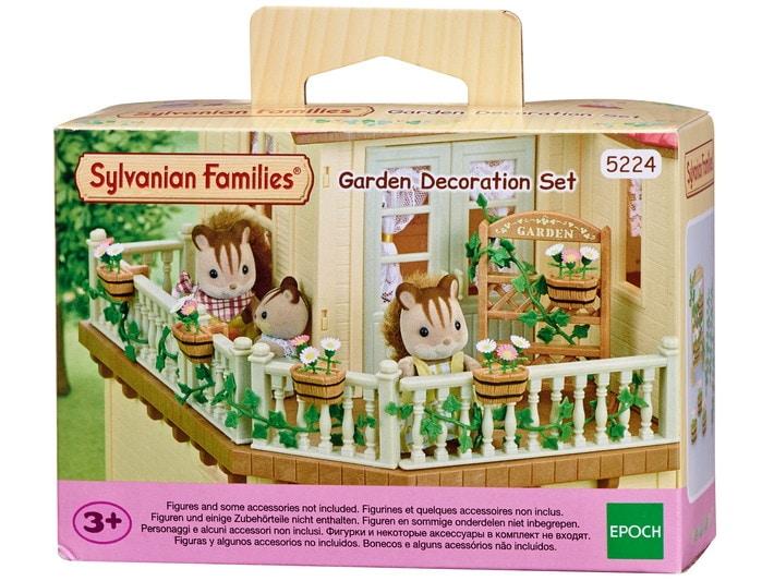 Garden Decoration Set - 5