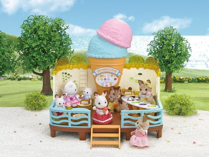 Saldējuma veikals - 10